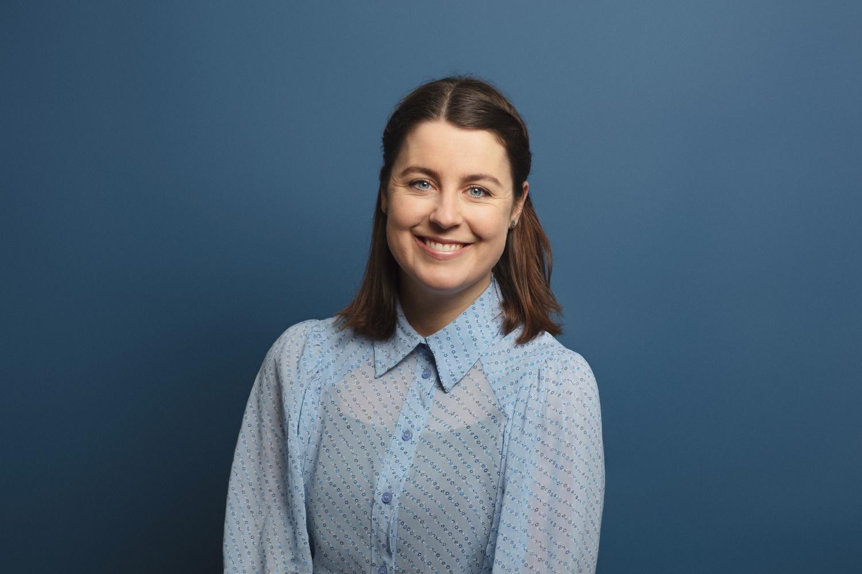 Kommunikationskonsulent Nina Gadegaard Faurby