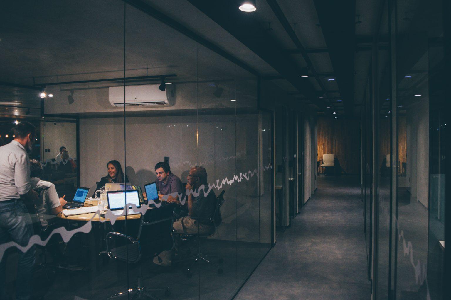 Kommunikationsstrategi i finansiel virksomhed